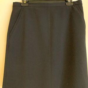 Anne Klein Cotton Skirt